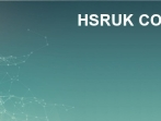 HSRUK 2019 conference: Deadline for session submissions closes Sunday!