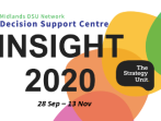 The Strategy Unit: Insight 2020 (six week festival)